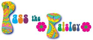 Paisley logo for videos